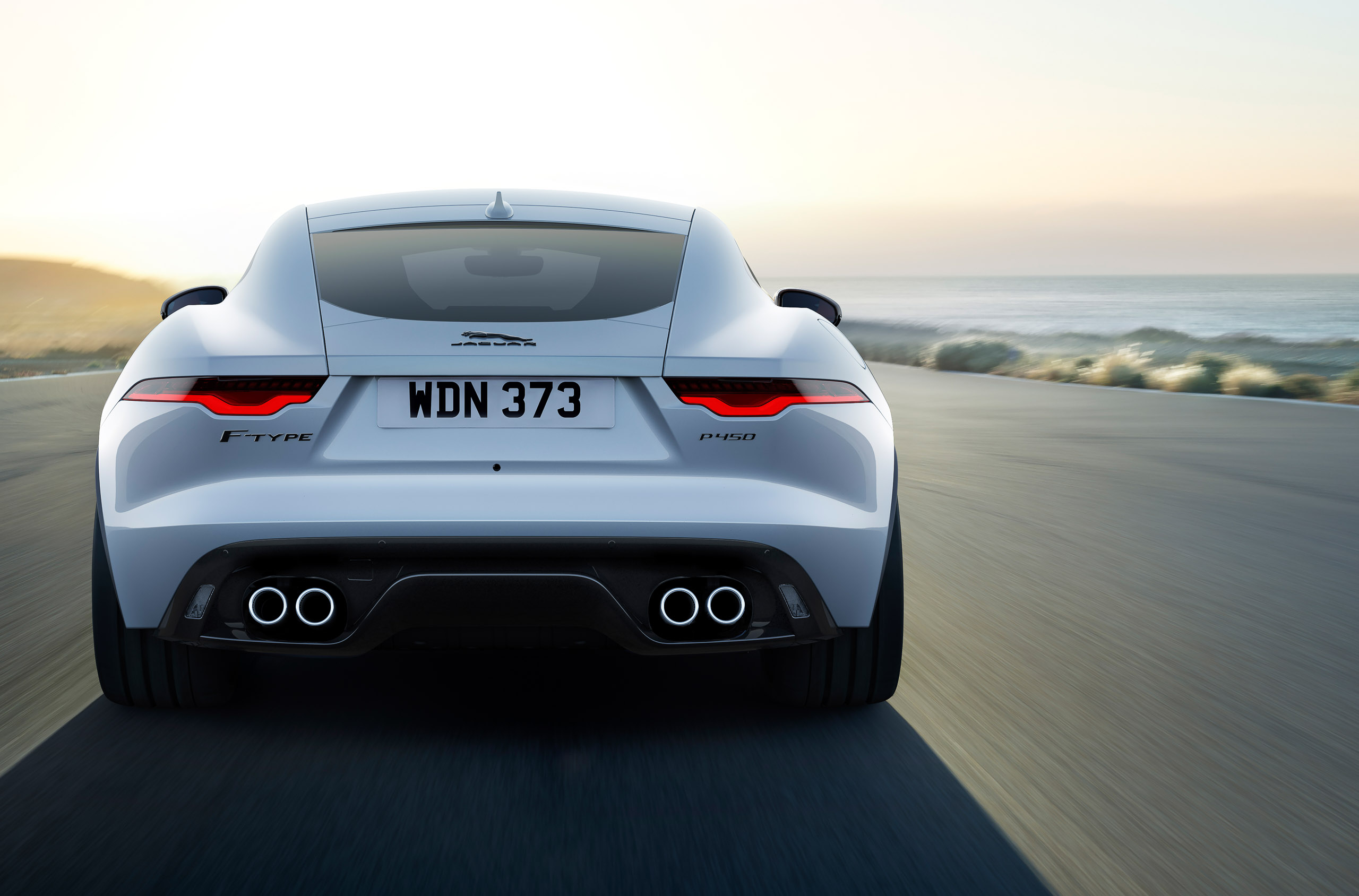 2021 Jaguar F-Type Dynamic Black