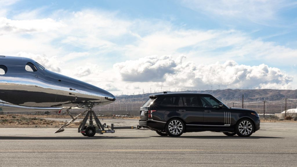 2021 Land Rover und Virgin Galatic | Fanaticar Magazin