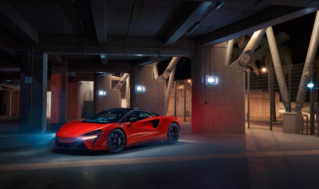 2021 McLaren Atura | Fanaticar Magazin