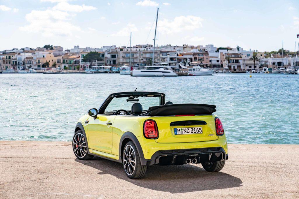 2021 Mini John Cooper Works & Mini John Cooper Works Cabriolet | Fanaticar Magazin