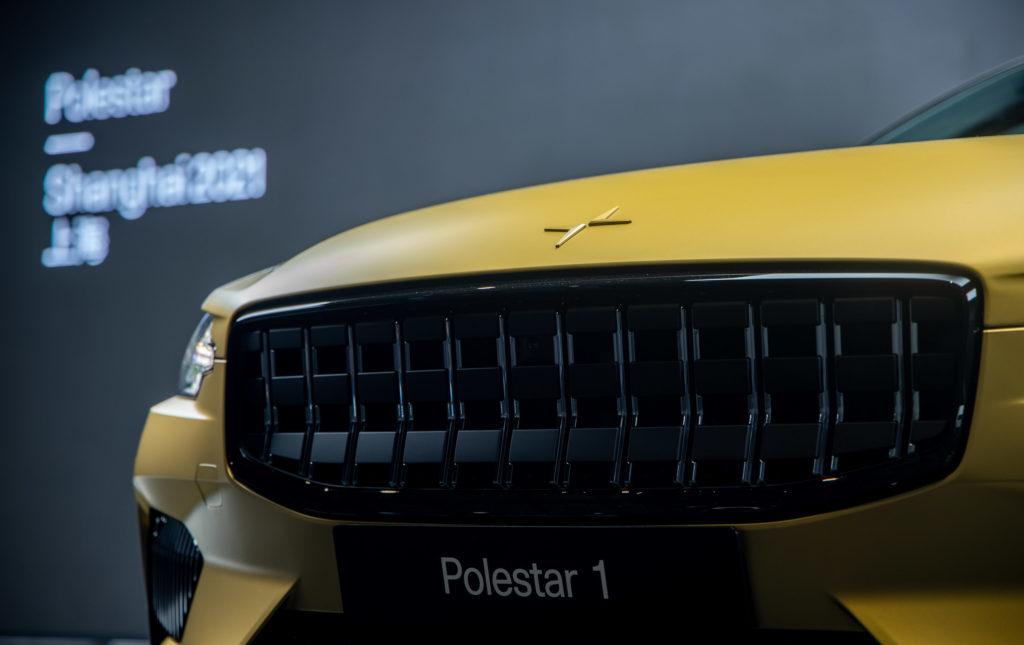 Polestar 1 Gold Edtion | Fanaticar Magazin