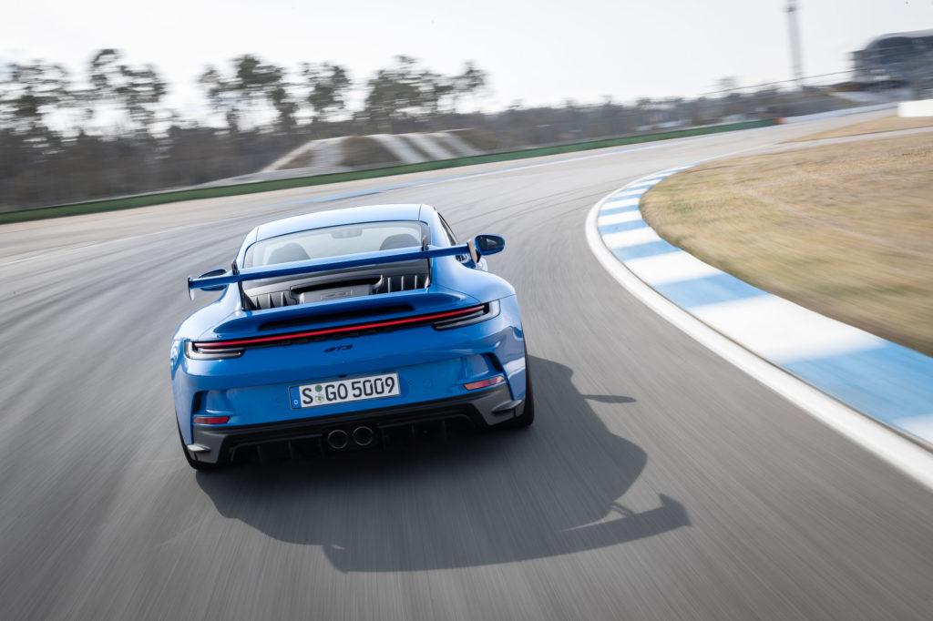 2021 Porsche 911 GT3 | Fanaticar Magazin