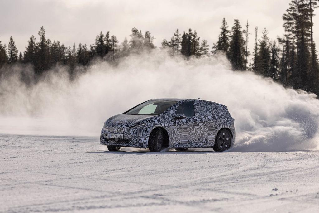2021 Cupra Born Prototyp | Fanaticar Magazin