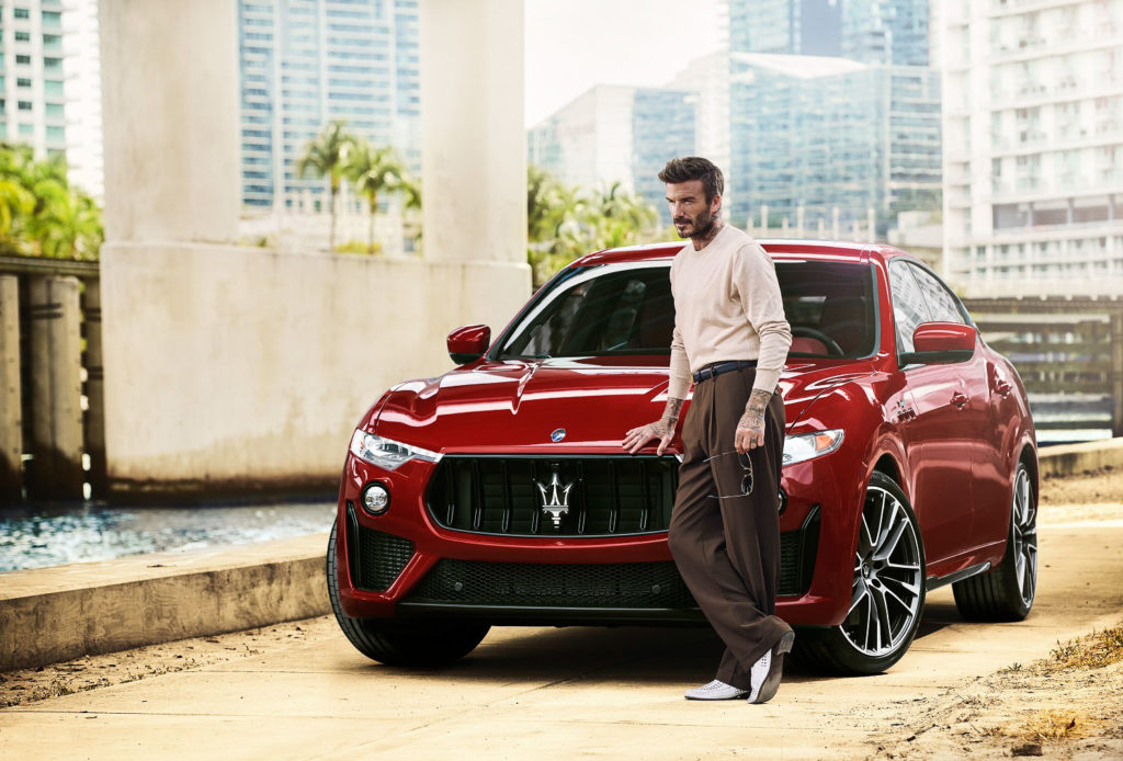 2021 Maserati & David Beckham | Fanaticar Magazin