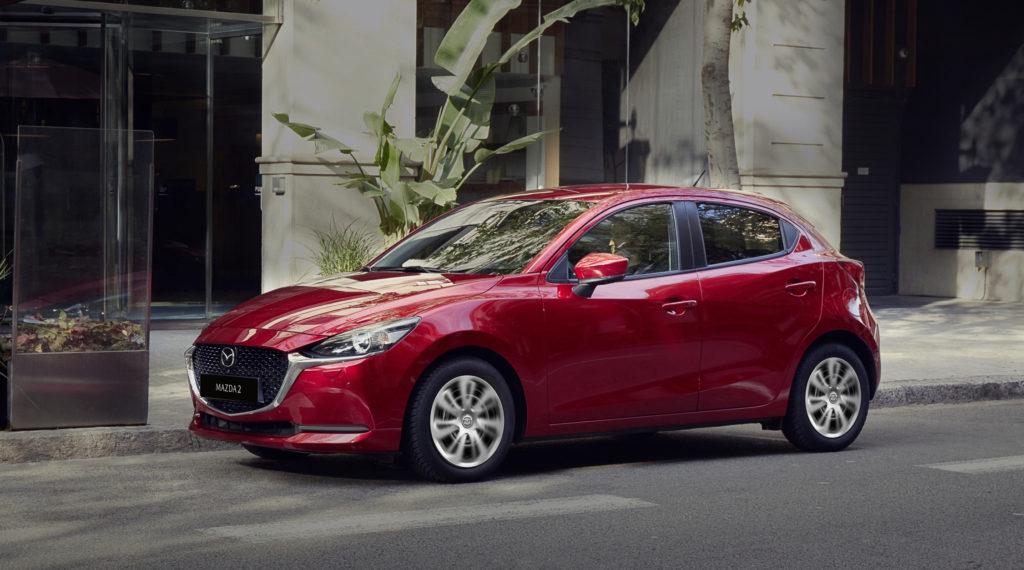 Mazda 2 Ad'vantage | Fanaticar Magazin