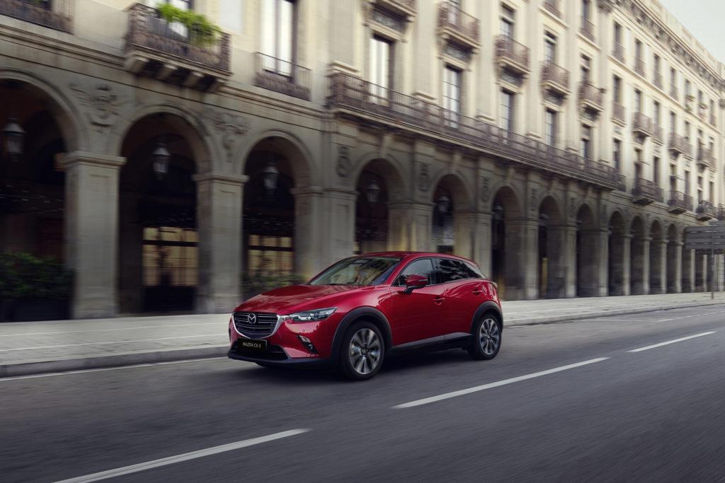 Mazda CX-3 Ad'vantage | Fanaticar Magazin