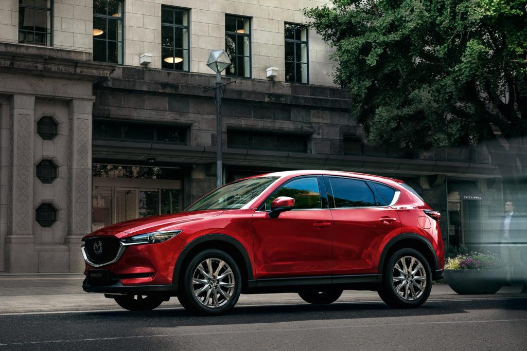 Mazda CX-5 Ad'vantage | Fanaticar Magazin