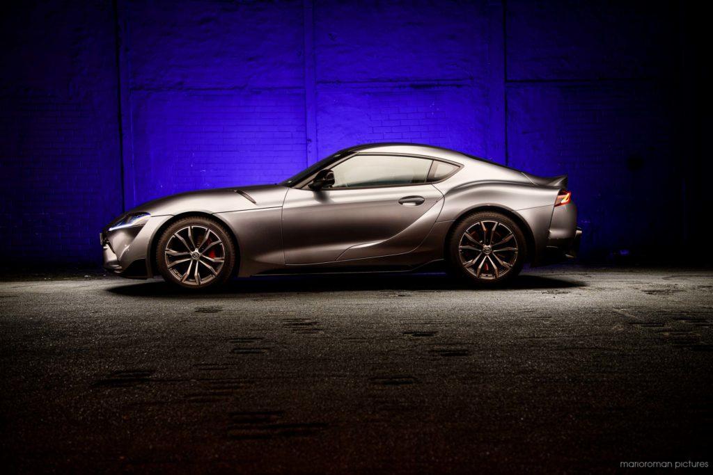 2021 Toyota GR Supra 2.0 | Fanaticar Magazin / MarioRoman Pictures