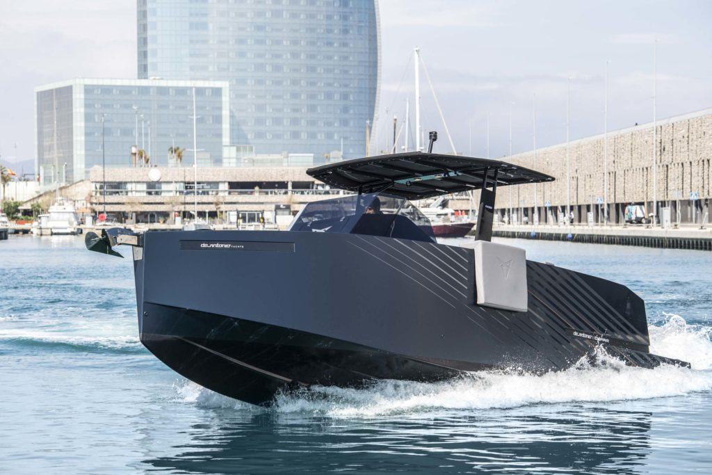 2021 De Antonio Yachts D28 Formentor / Cupra | Fanaticar Magazin