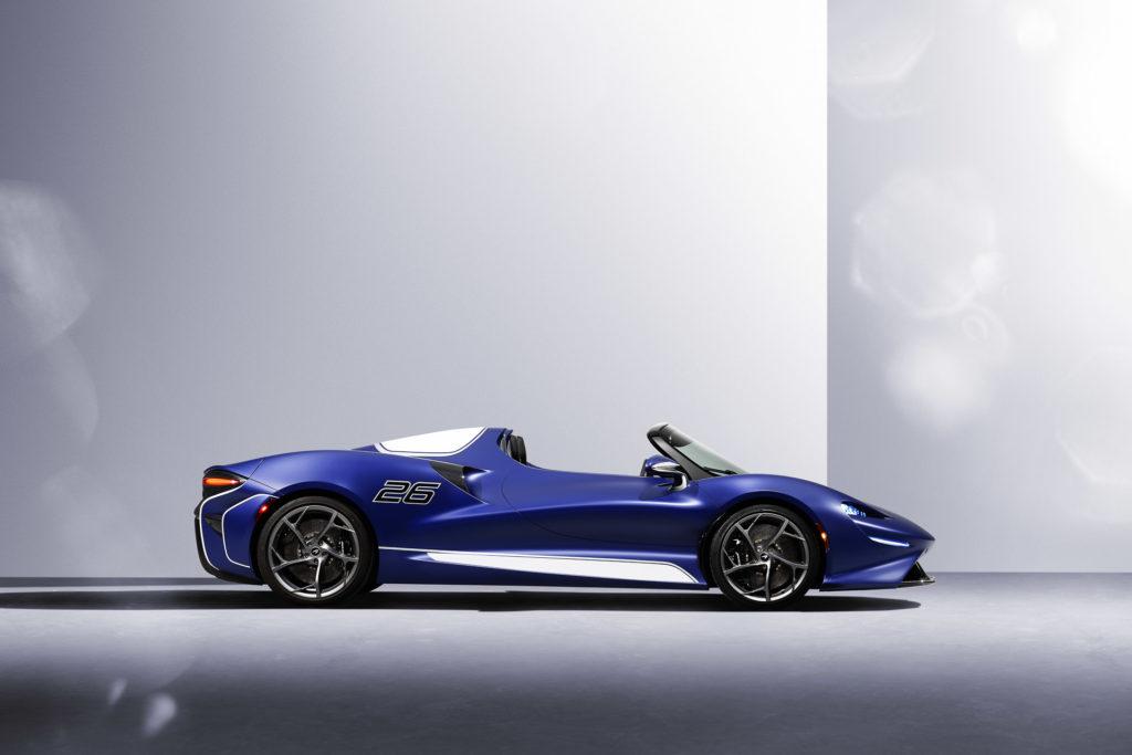 2021 McLaren Elva | Fanaticar Magazin