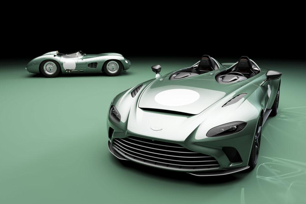 2021 Aston Martin V12 Speedster Edition DBR 1 | Fanaticar Magazin