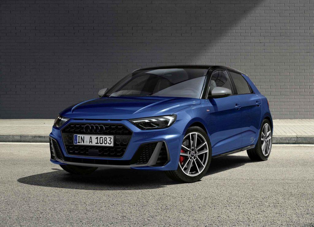 2021 Audi A1 Sportback S line competition - ascariblau | Fanaticar Magazin