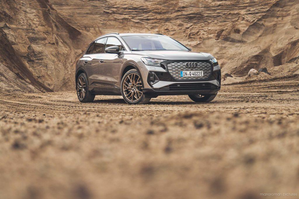 2021 Audi Q4 e-tron | Fanaticar Magazin / MarioRoman Pictures
