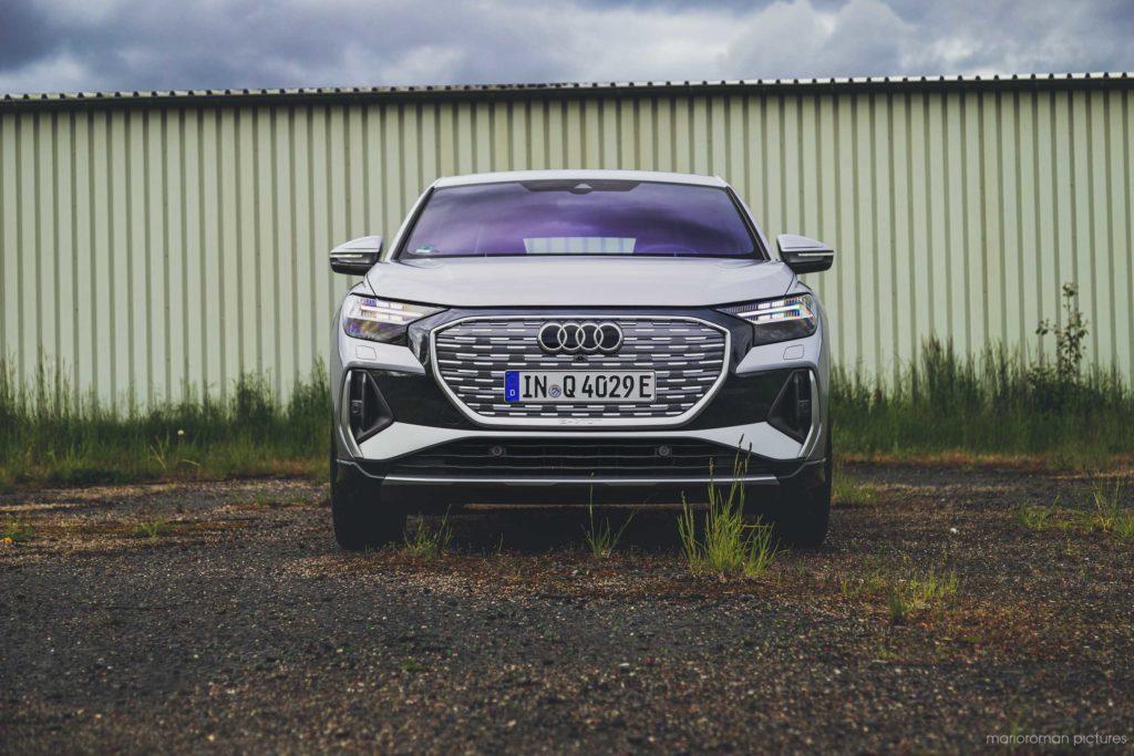 2021 Audi Q4 e-tron Sportback | Fanaticar Magazin / MarioRoman Pictures