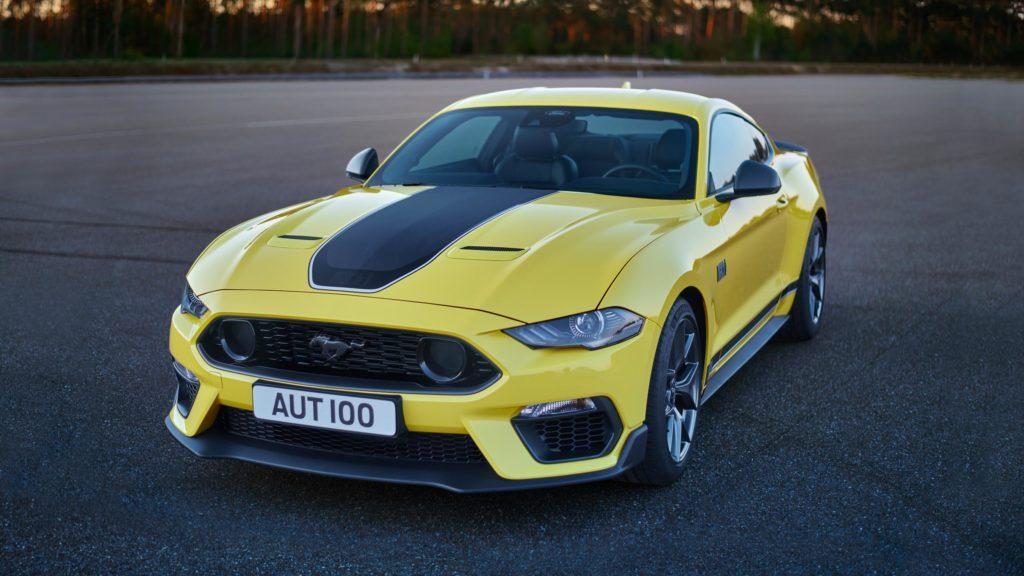 2021 Ford Mustang Mach 1 | Fanaticar Magazin