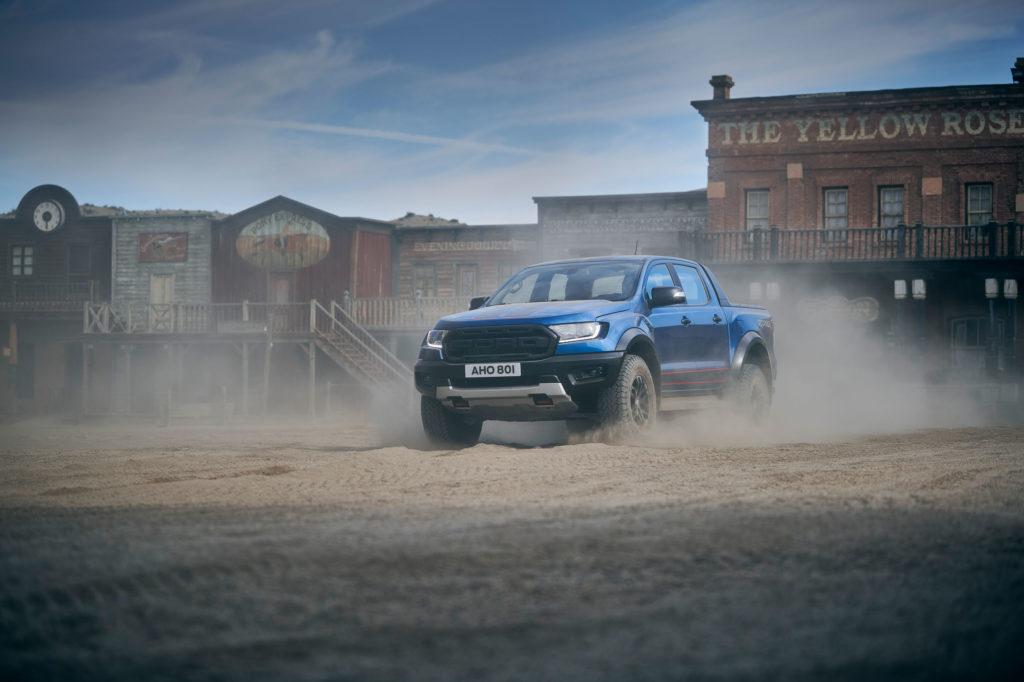 2021 Ford Ranger Raptor Special Edition (RSE) | Fanaticar Magazin