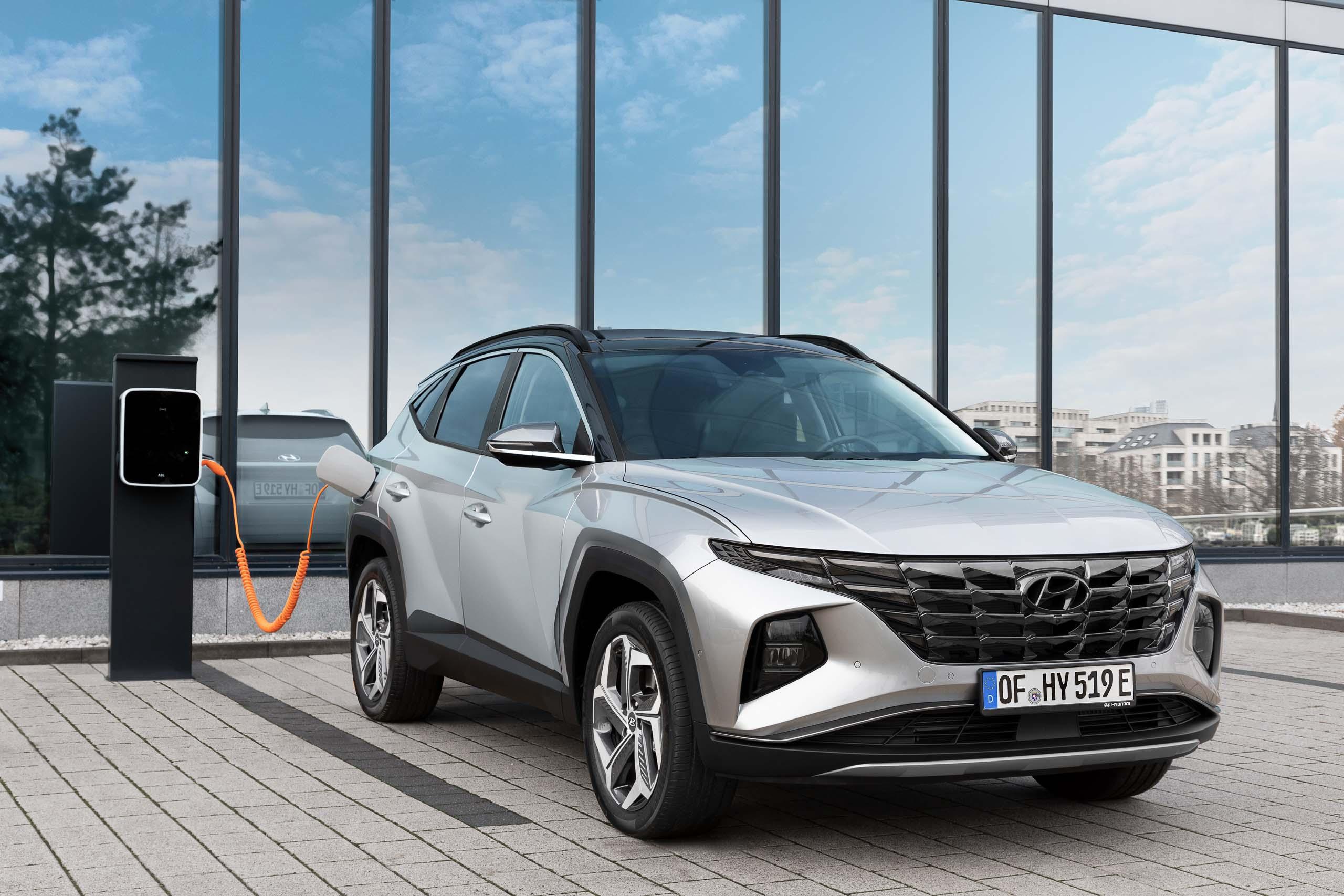 2021 Hyundai Tuscon PHEV   Fanaticar Magazin