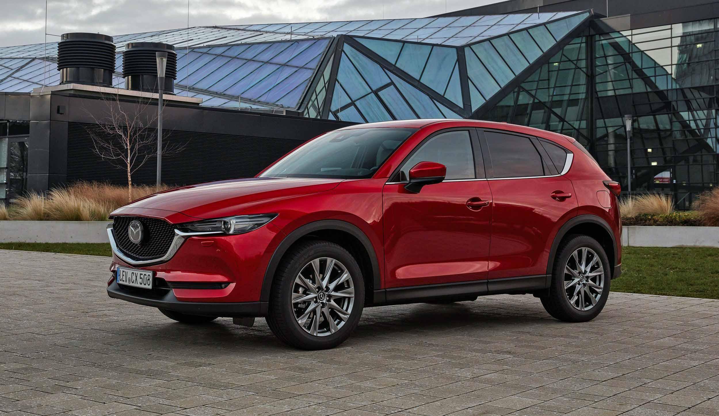 2021 Mazda CX-5   Fanaticar Magazin