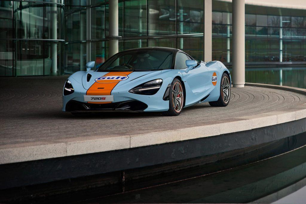 2021 McLaren 720S | MSO - Gulf Lackierung | Fanaticar Magazin