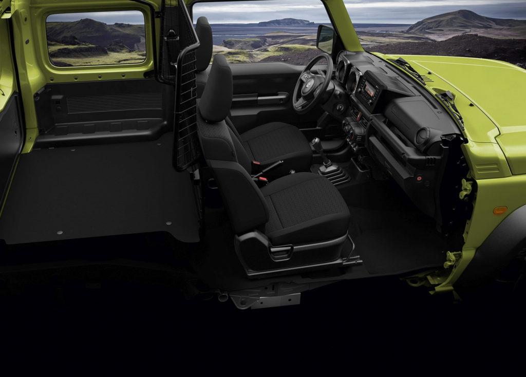 2021 Suzuki Jimny Nutzfahrzeug | Fanaticar Magazin