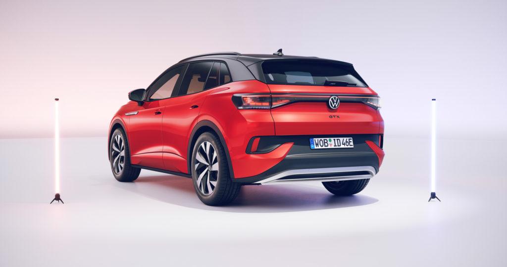 2021 Volkswagen ID 4 GTX   Fanaticar Magazin