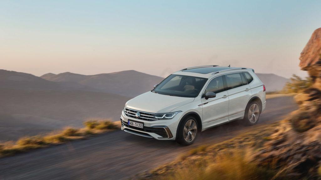 2021 Volkswagen Tiguan Allspace | Fanaticar Magazin