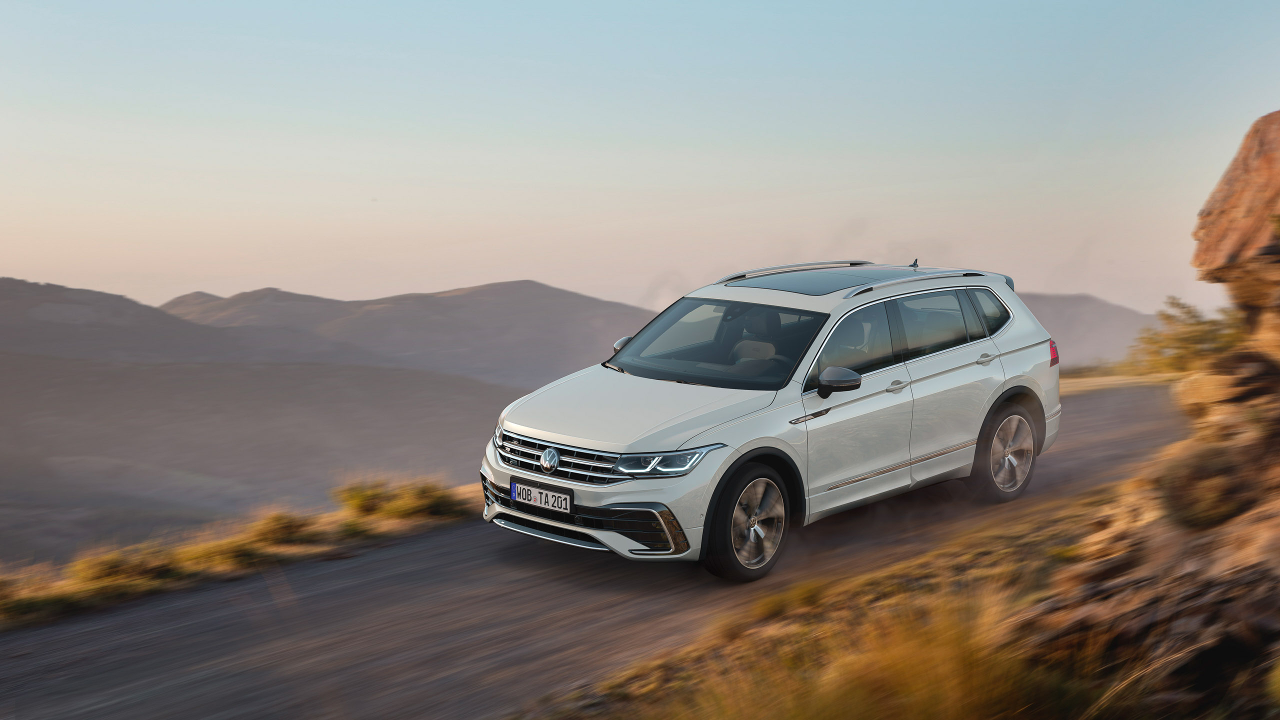 2021 Volkswagen Tiguan Allspace   Fanaticar Magazin