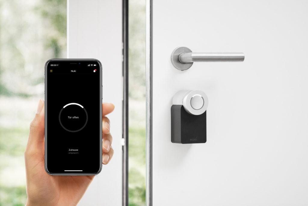 Nuki Smart Lock Bundle | Fanaticar Magazin