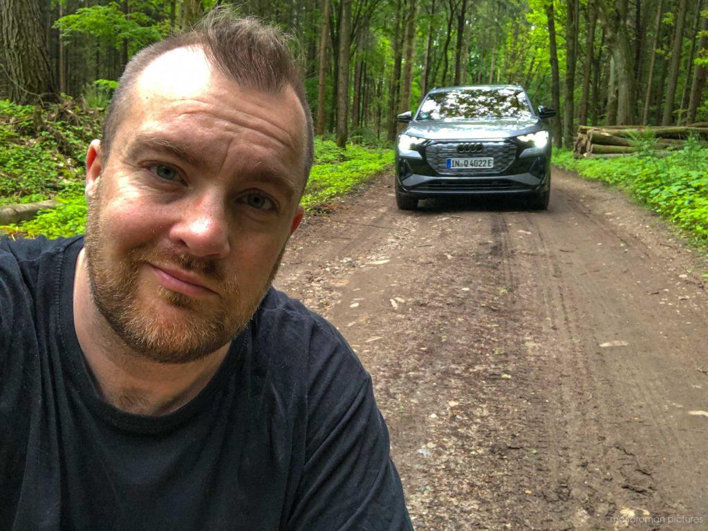 Mario-Roman Lambrecht / Audi Q4 e-tron