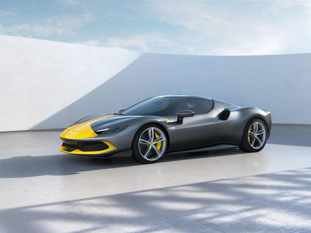 2021 Ferrari 296 GTB | Fanaticar Magazin