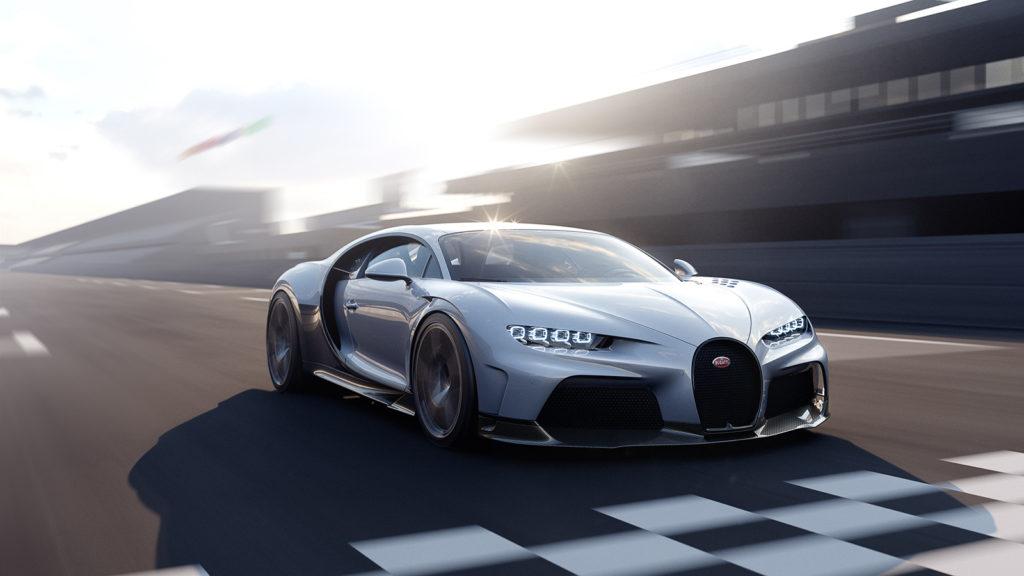 2021 Bugatti Chiron Super Sport | Fanaticar Magazin