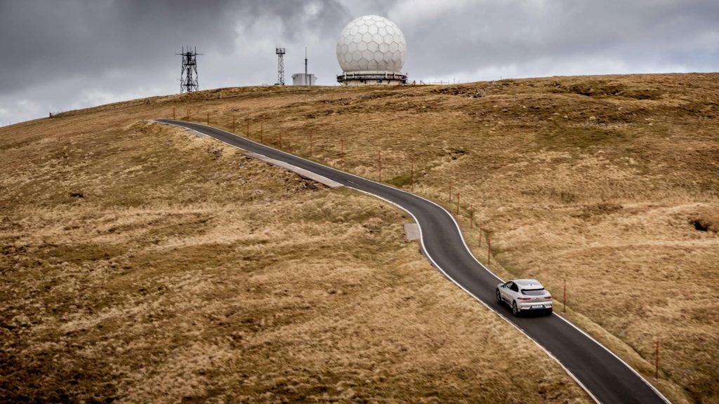 """2021 Jaguar I-Pace """"Everest Challenge"""""""