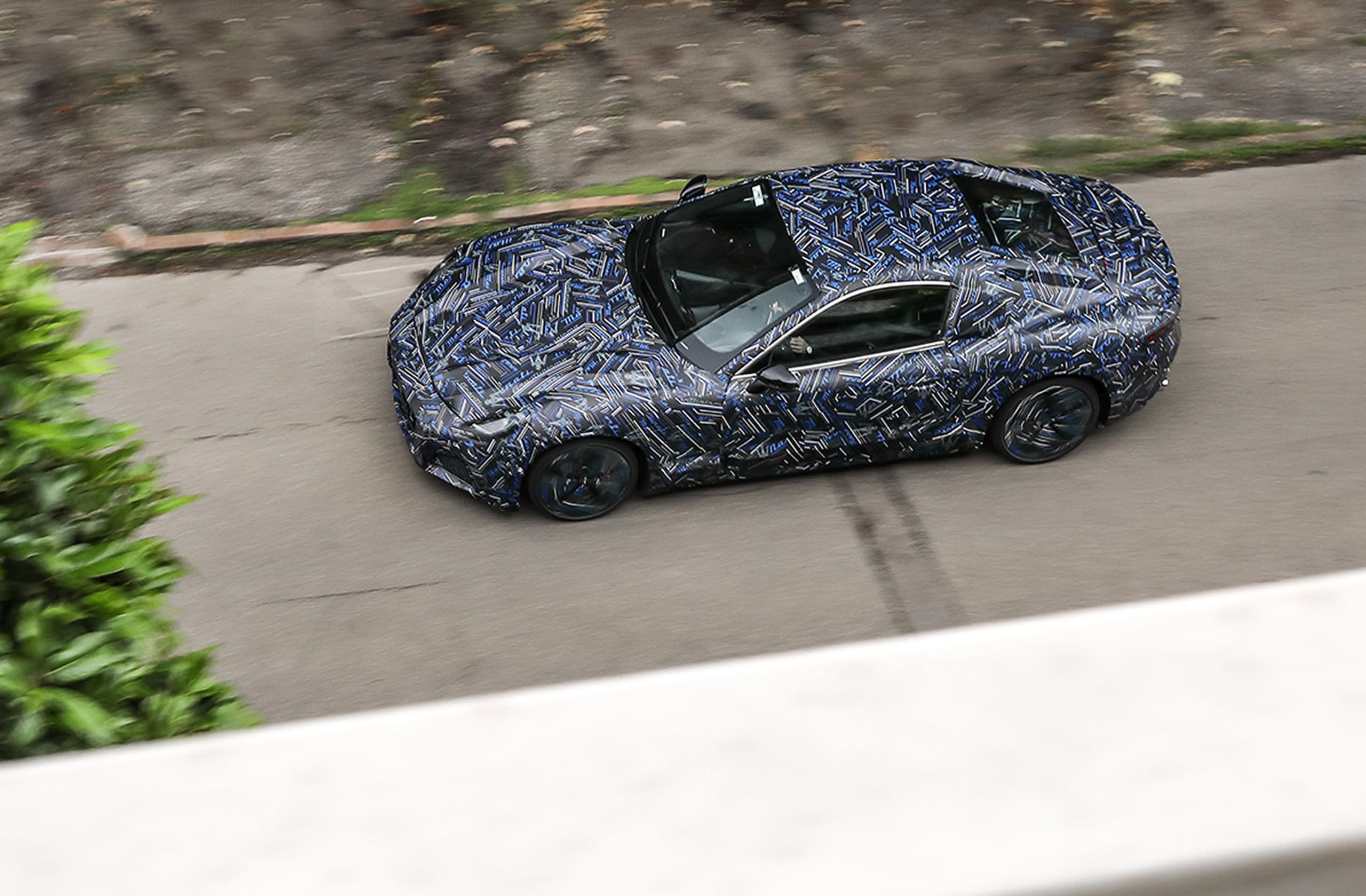 2021 Maserati Gran Turismo   Fanaticar Magazin