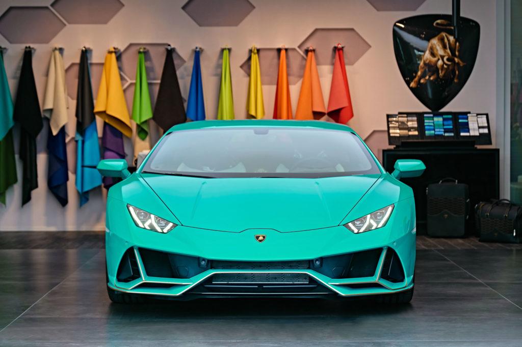 2021 Lamborghini - 10 Jahre Mexiko - Editionen | Fanaticar Magazin