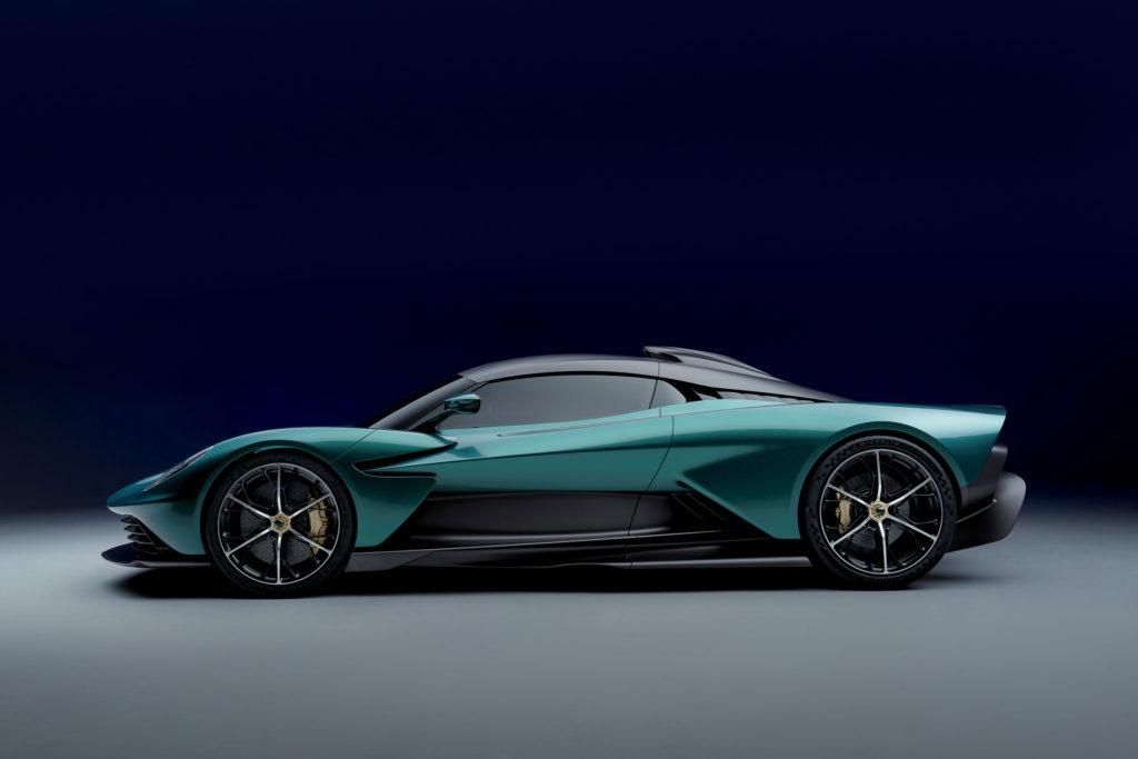 2021 Aston Martin Valhalla Concept | Fanaticar Magazin