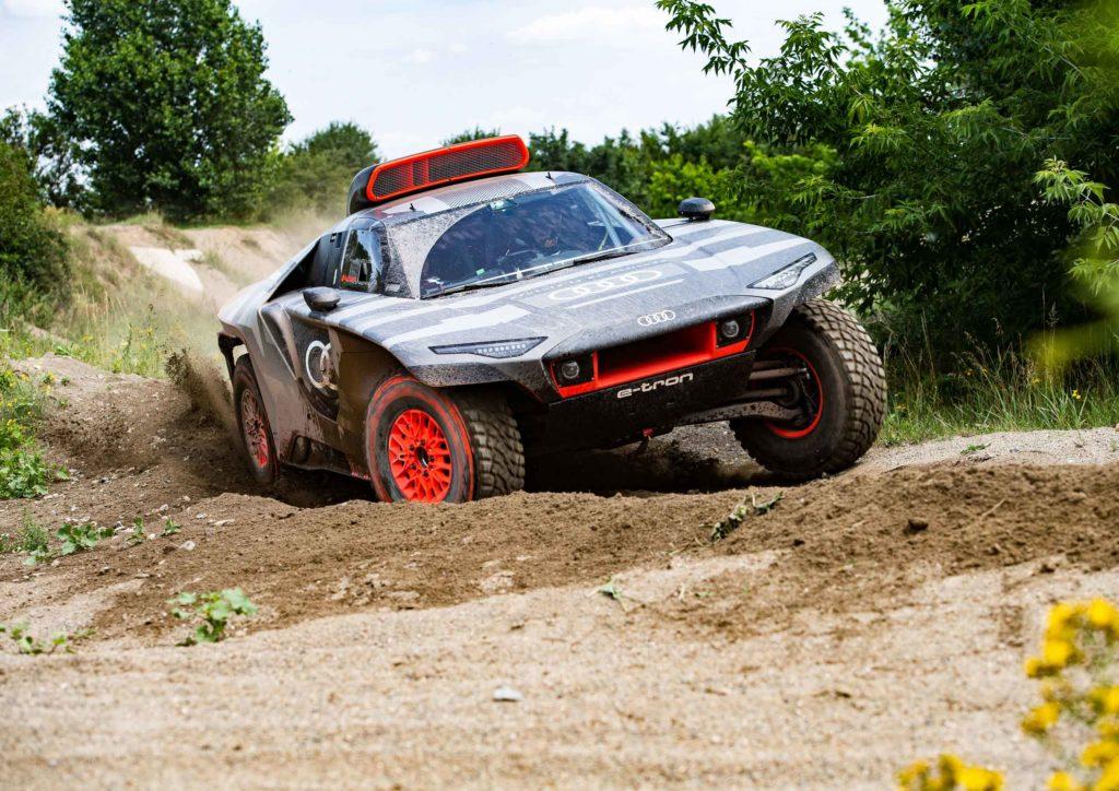 2021 Audi RS Q e-tron   Fanaticar Magazin