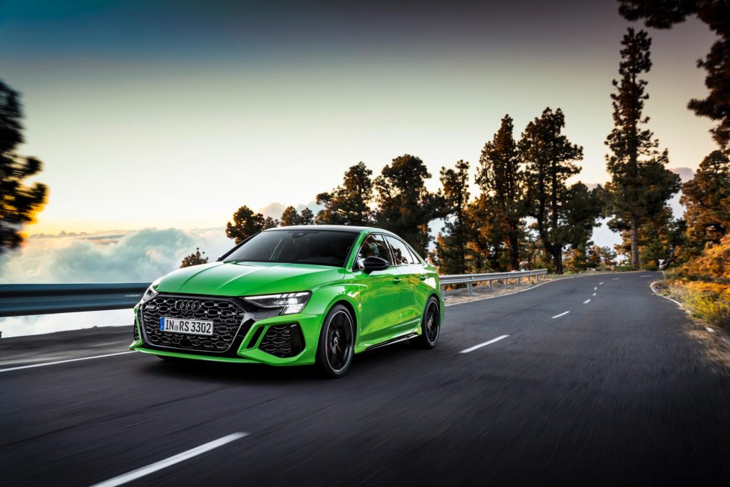 2022 Audi R3 Sportback / Limousine   Fanaticar Magazin