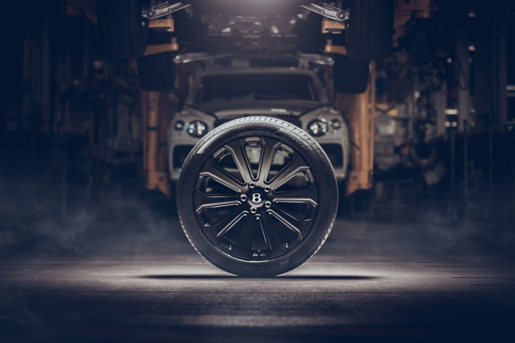 2021 Bentley Bentayga Carbon Wheel   Fanaticar Magazin