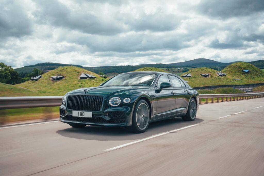 2021 Bentley Flying Spur Hybrid | Fanaticar Magazin