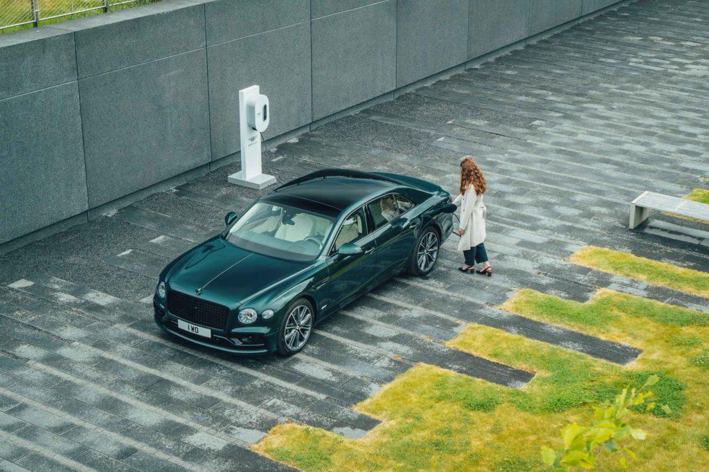 2021 Bentley Flying Spur Hybrid   Fanaticar Magazin