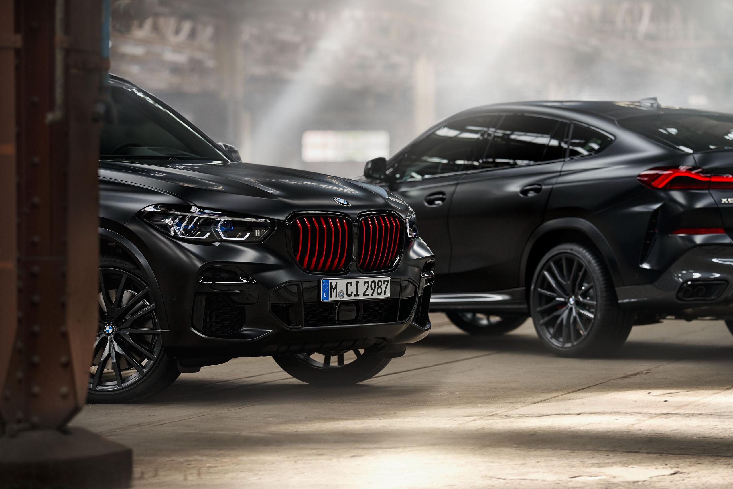 2021 BMW X6 & X5 Vermilion Edition   Fanaticar Magazin