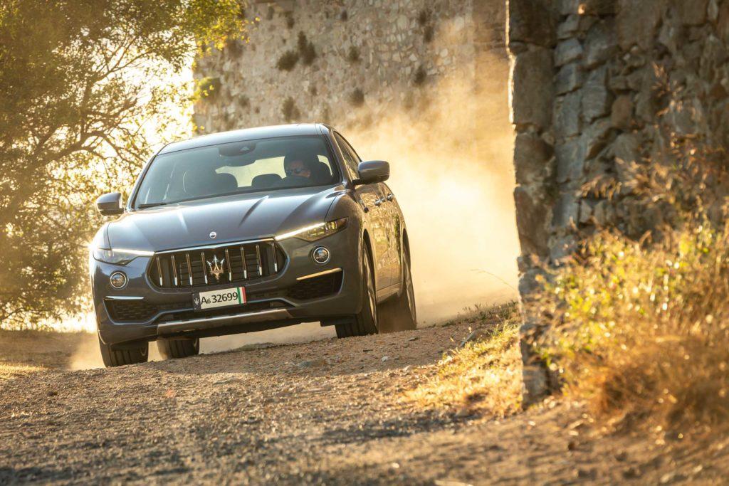 2021 Maserati Levante GT Hybrid | Fanaticar Magazin
