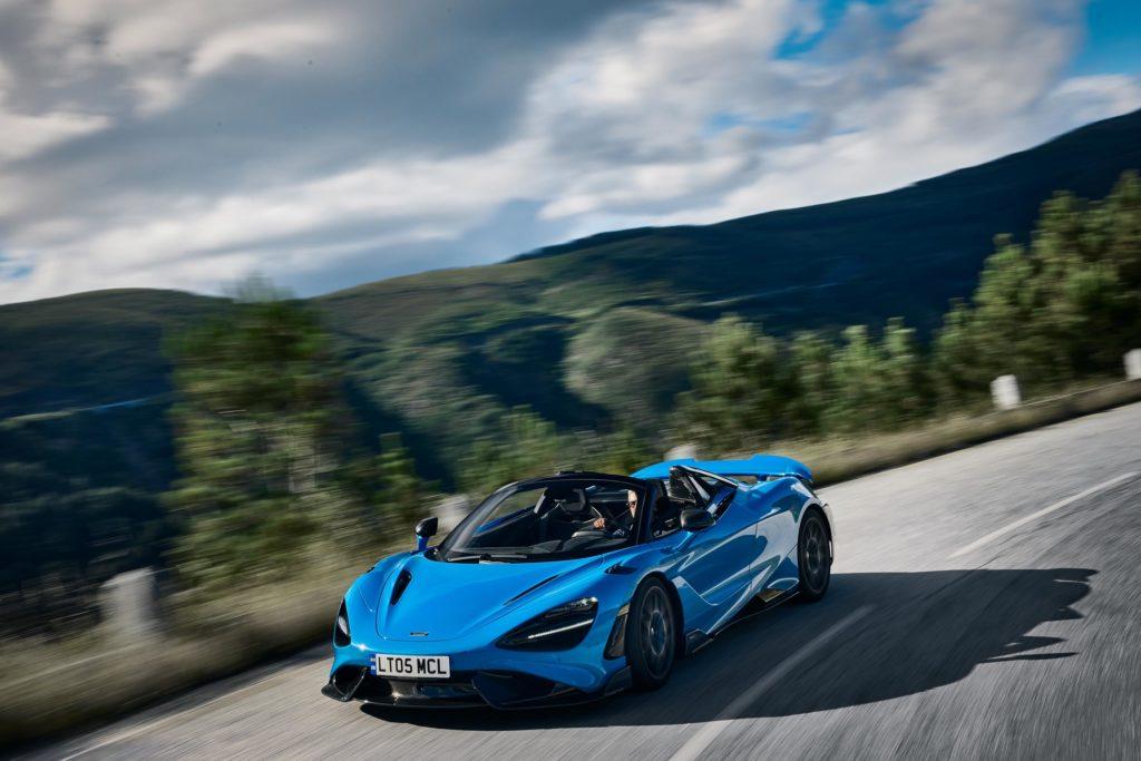 2021 McLaren 765LT Spider | Fanaticar Magazin