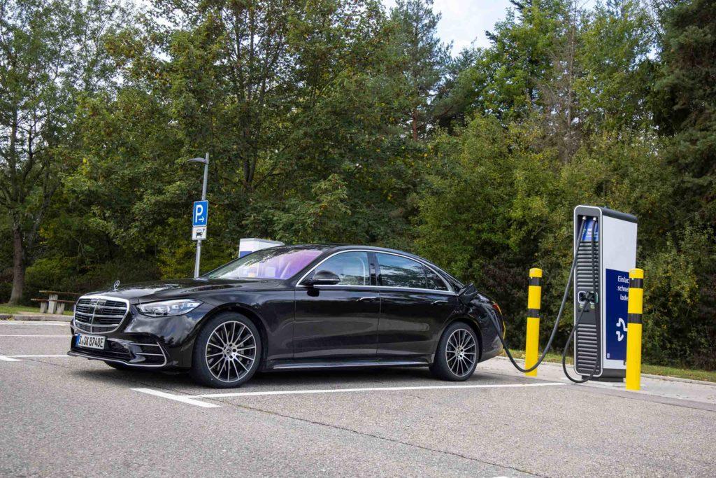 2021 Mercedes-Benz S 580 e PHEV | Fanaticar Magazin