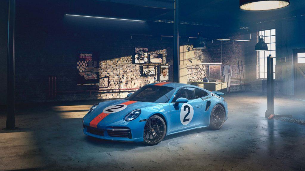 "2021 Porsche 911 Turbo S ""One of a Kind"" - Pedro Rodríuez |Fanaticar Magazin"