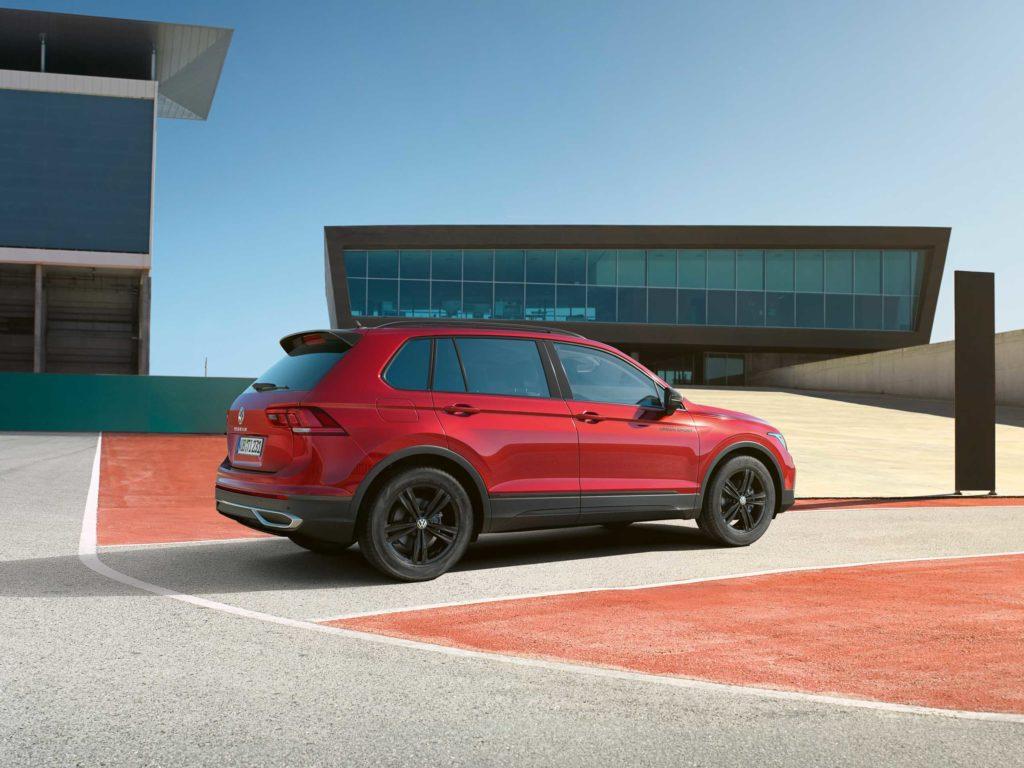 "2021 Volkswagen Tiguan ""Urban Sport"" | Fanaticar Magazin"