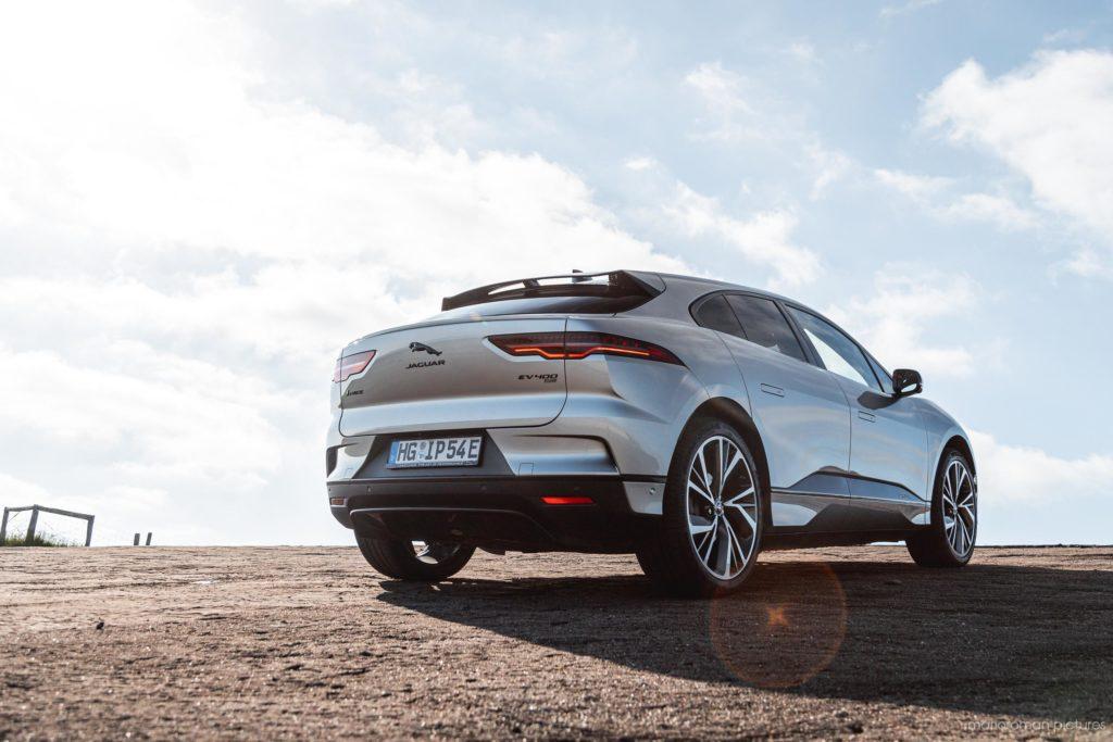 2021 Jaguar I-Pace   Fanaticar Magazin / MarioRoman Pictures
