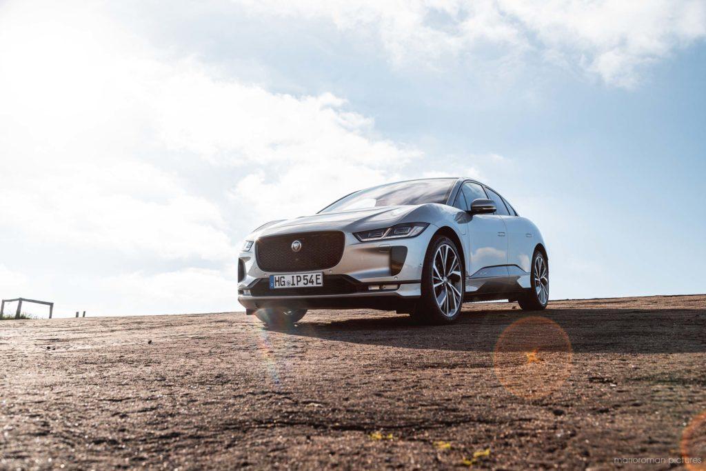 2021 Jaguar I-Pace | Fanaticar Magazin / Mario-Roman Pictures