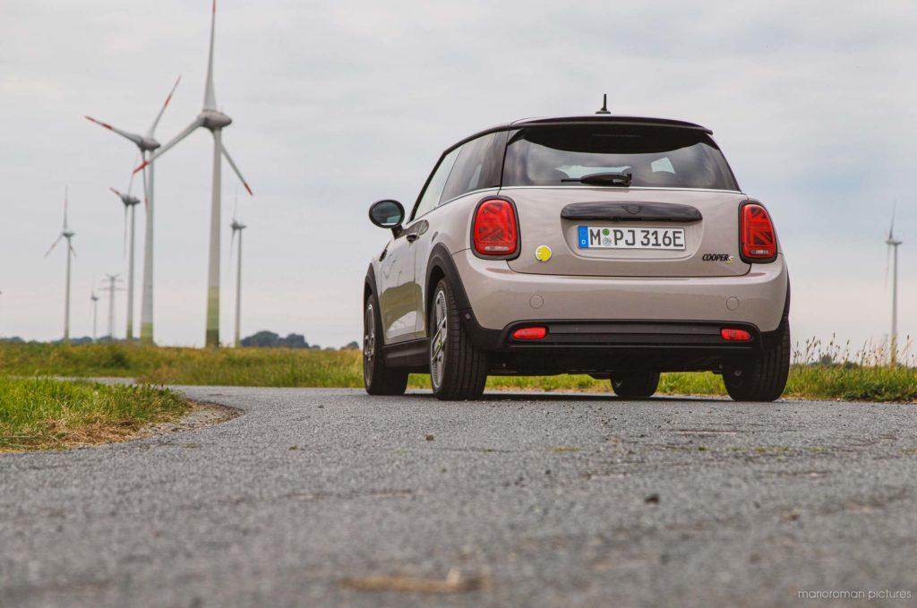2021 Mini Cooper SE | Fanaticar Magazin