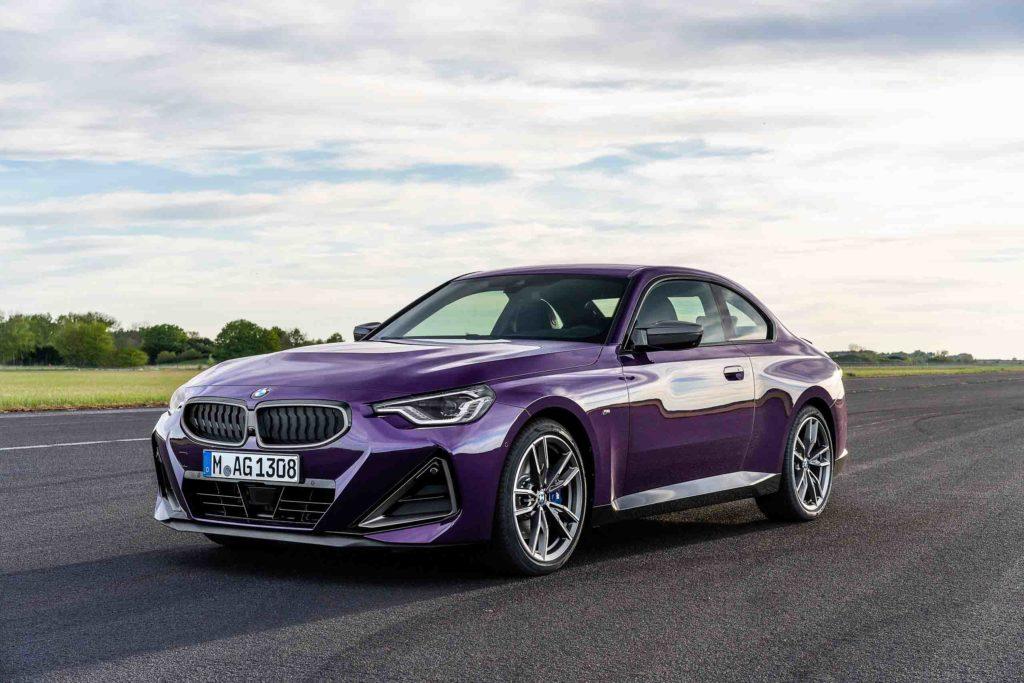 2022 BMW 2er Coupe | Fanaticar Magazin